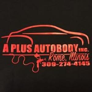 A -Plus Auto Body