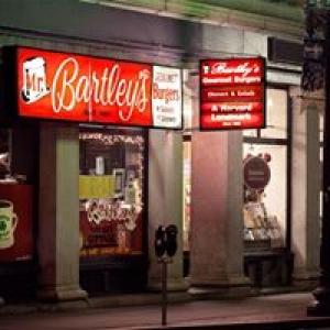 Bartley's Burger Cottage