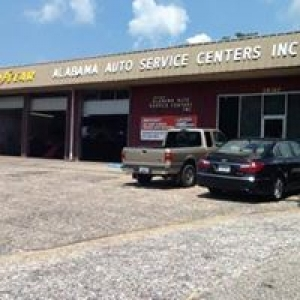 ALABAMA AUTO SERVICE CENTER