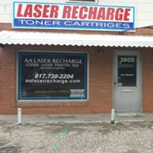 AA Laser Recharge