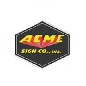 Acme Sign Co Inc