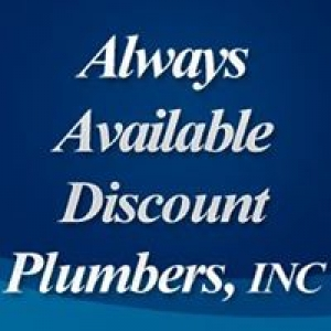 Always Available Discount Plumbers Inc