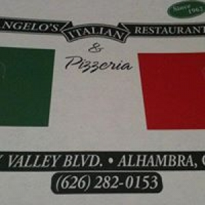 Angelo's Italian Restaurant & Pizzaria