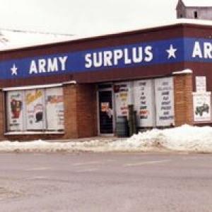 Army Surplus