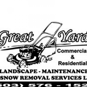 Great Yards Landscape Maintenance & Snow Removal Serv