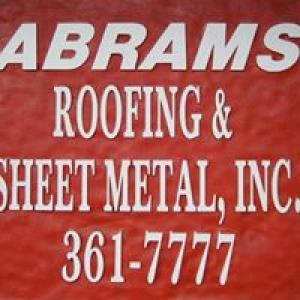 Abrams Roofing & Sheet Metal Inc