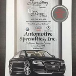 Automotive Specialties Inc