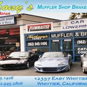 Anthony's Muffler Shop