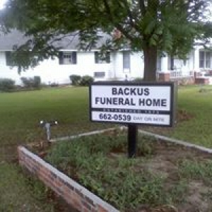 Backus Funeral Home