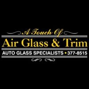 A Touch of Air Glass & Trim
