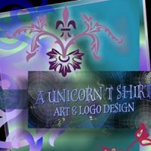 A Unicorn T Shirt Art & Design