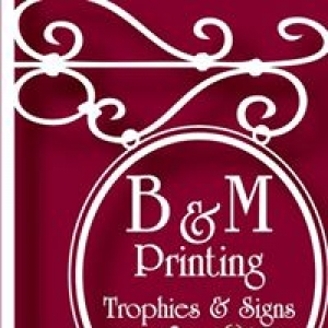B & M Printing and Trophies
