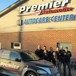 Premier Automotive Service Center
