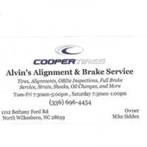 Alvin's Alignment & Brake Service