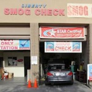 Liberty Smog Check Test Center