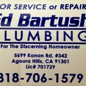 Bartush Ed Plumbing