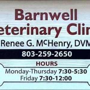 Barnwell Veterinary Clinic