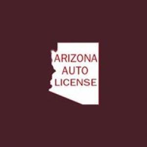 Arizona Auto License