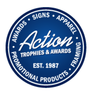 Action Trophies & Awards