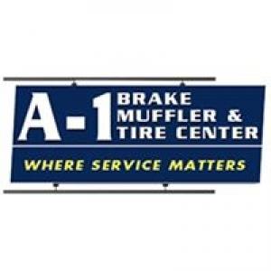 A-1 Brake Muffler & Tire Center
