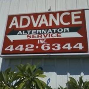 Advance Alternator Service