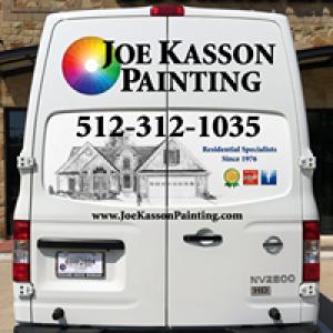 Joe Kasson Painting