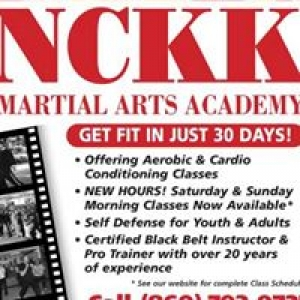 New Century Kenpo Karate