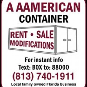 A Aamerican Container