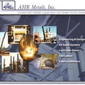 Ahr Metals Inc