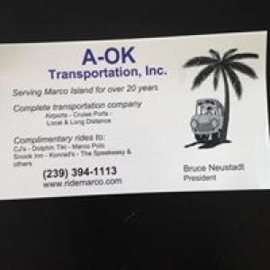 A Ok Transportation Inc