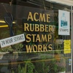 Acme Rubber Stamp Works