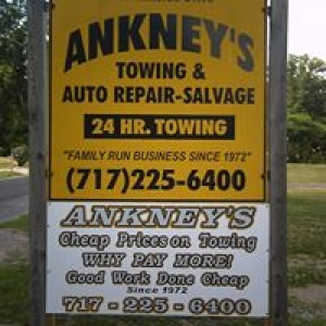 Ankney's Towing & Recovery