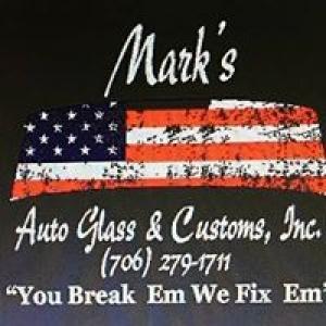 Mark's Auto Glass & Customs Inc