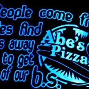 Abe's Pizza