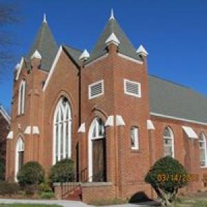 Alexander Memorial Baptist Church