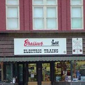 Brasseur Electric Trains Inc