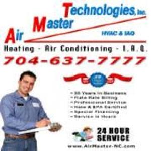 Air Master Technologies Inc