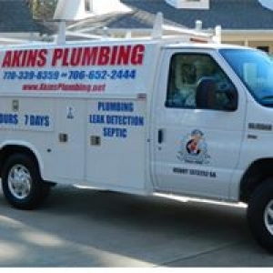 Akins Plumbing Co