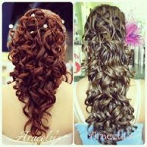 Aracely's Hair Styles
