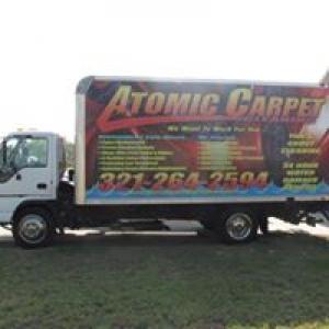 Atomic Carpet Cleaning
