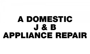 A Domestic J & B Appliance