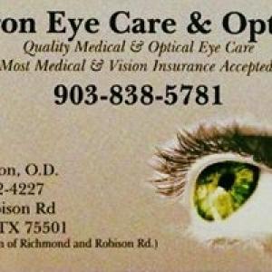 Aaron Eye Care & Optical