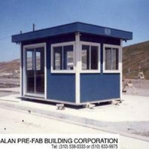 Alan Pre-Fab Building Corp