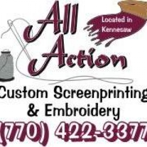 All Action Screen Printing & Embroidery