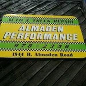 Almaden Performance