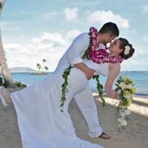 A Wedding In Hawaii