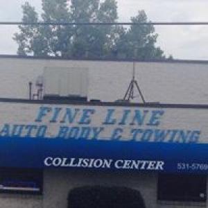 Fine Line Auto >> Fine Line Auto Body Euclid Ohio 19751 Saint Clair Ave