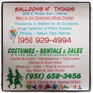 Balloons N' Things