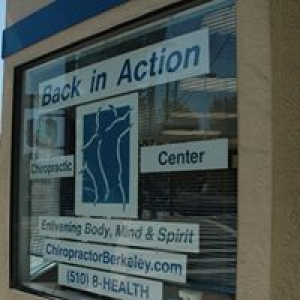 Back In Action Chiropractic Center