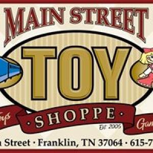 Main Street Toy Shop